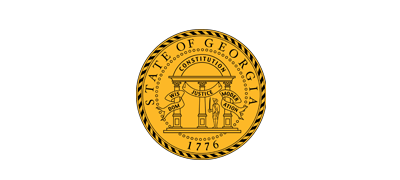 Logo of State of Georgia