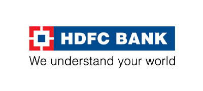 Logo of HDFC bank