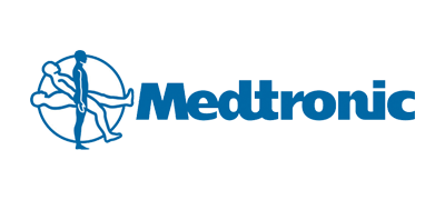 Logo of Medtronic