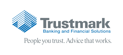Logo of Trustmark - Banking and Financial Solutions