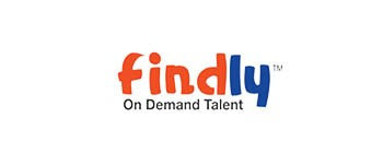 Logo of Findly - On Deman Talent
