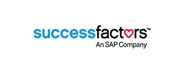 Logo of SuccessFactors - An SAP Company
