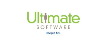 Logo of Ultimate Software - People First
