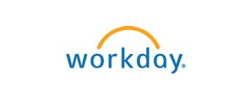 Logo of workday