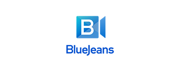 Logo of BlueJeans