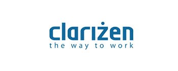 Logo of clarizen