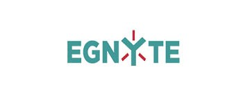 Logo of Egnyte