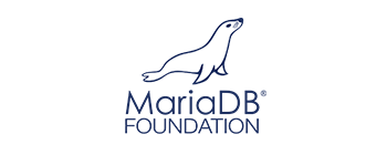 Logo of MariaDB Foundation