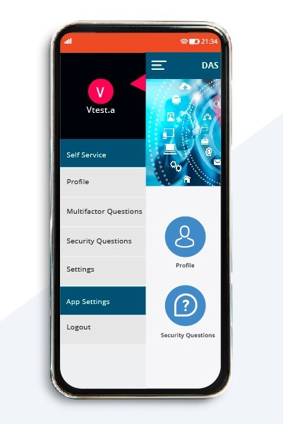 Android and iOS mobile app for Xpress Password