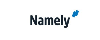 Logo of Namely