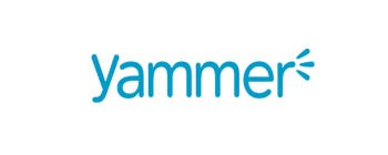 Logo of Yammer